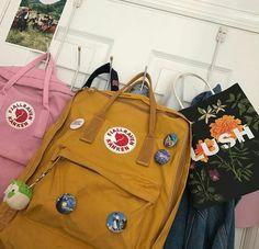 Fjallråven Kånken backpacks