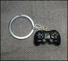 PlayStation 3 joypad keychan by CookingMaru.deviantart.com