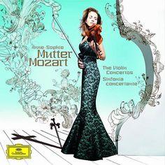Mozart: The Violin Concertos-Anne-Sophie Mutter-Deutsche Grammophon GmbH, Hamburg