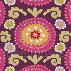 print & pattern: DESIGN STUDIO - jane mosse designs