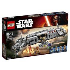 LEGO Star Wars 75140 - Resistance Troop Transport: Amazon.it: Giochi e giocattoli