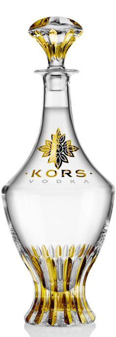 Beautiful bottle... Vodka Festival De Cannes Edition (1/50)