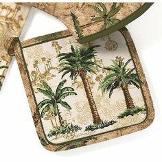 Palm Kitchen Decor | 610 H8yyaWL._SY300_