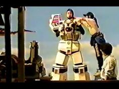 Rare SENTAI  behind-the-scenes video from MMPR director/stunt coordinato...