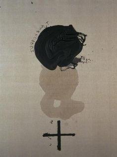 videam:    By Antoni Tàpies.
