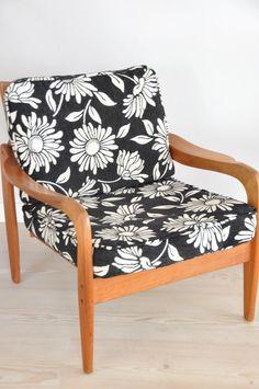 60ties Easy Chair Teak