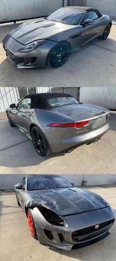 Sports Cars For Sale, Sport Cars, Jaguar F Type, Backup Camera, Ali, Vehicles, Security Camera, Ant, Car