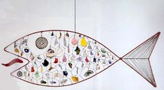 Brazilian Fish - Alexander Calder