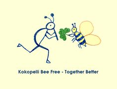 KBF TOGETHER BETTER UPDATE FEBRUARY 2016 - Here are the updates for #KBFTogetherBetter in February: https://kokopellibeefree.wordpress.com/2016/02/29/kbftogetherbetter-update-february-2016/ | KBF Together Better Logo © Stefanie Neumann - All Rights Reserved.
