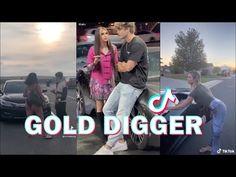 GOLD DIGGER TIK TOK COMPILATION PART 2 - YouTube Digger, Best Songs, Pranks, Tik Tok, Walmart, Ads, Youtube, Gold, Youtubers