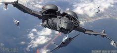 Star trek into darkness, Klingon, Bird of prey, BOP, Model kit - Pierre Drolet Sci Fi Museum, Pierre Drolet, Pierre M Drolet
