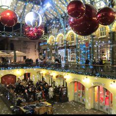 Covent Market Garden