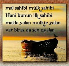 Yunus Emre Sufi, People Like, Life Quotes, Wisdom, Words, Movie Posters, Candle, Quotes About Life, Quote Life