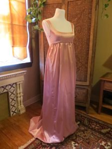 Blush Pink underdress completed.
