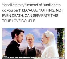 YES CAPTAIN SWAN FOREVER! EMMA WENT TO HELL AND BACK FOR HIM! Also because no one ever actually dies on this show except Graham.......