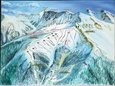 Published in 2012 at Arapahoe Basin