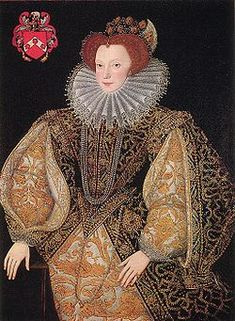 November 8, 1543 - Birth of Lettice Knollys, one of the best known figures of Elizabeth I's court. Read more about her at www.janetwertman.com