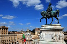 The Piazza Venezia is a piazza in central Rome, Italy.