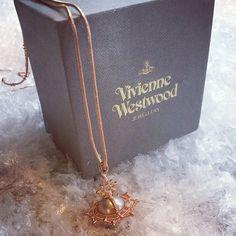 Discover signature Vivienne Westwood jewellery at La Mode Boutique South Granville.