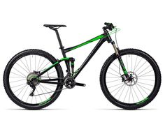 Cube Stereo 120 HPA SL 29 Mountain Bike 2016 - Full Suspension MTB