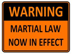 Martial Law Fema Camps