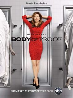 Body of Proof - When will they realize that the real chemistry is between Megan and Bud?