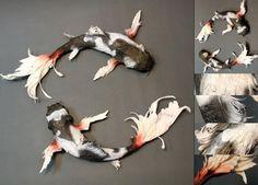 Скульптор Ellen June Jewett, фото № 9 Sculpture Clay, Sculptures, Ellen Jewett, Fish Artwork, Clay Figurine, Artwork Design, Flower Tutorial, Ooak Dolls, Clay Art