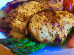 Lemon Grilled Chicke