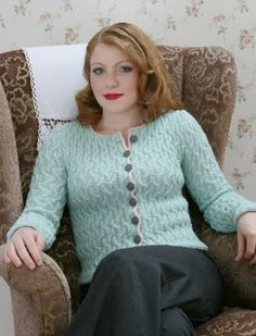Frances Cardigan in Susan Crawford Excelana 4 Ply. Discover more Patterns by Susan Crawford at LoveKnitting. We stock patterns, yarn, needles and books from all of your favorite brands. Small Knitting Projects, Knitting Designs, Crochet Projects, Hand Knitted Sweaters, Cardigan Pattern, Vintage Knitting, Knitting Yarn, Cardigans For Women, Dressmaking