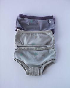 Confetti Intimates, Geometric Toddler Underwear Briefs #WolfIndustries