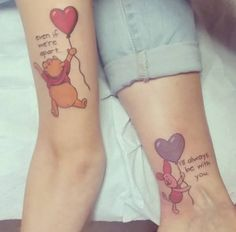 matching mother daughter tattoos that will make you want to get inked 4 Mother daughter tattoos that will inspire you to get inked
