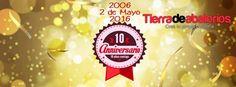 Buenos días! Hoy Celebramos nuestro 10º Aniversario Ven a nuestra Tienda de Santander y obtendrás un importante descuento y además te invitamos en nuestras dos tiendas con un regalito muy dulce... Te esperamos!