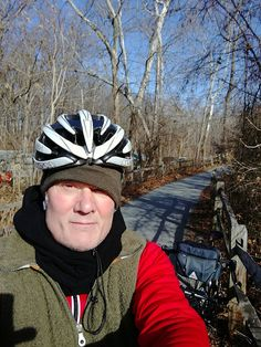 Four Season Cyclist -- I ride / paved straights among / clamor / battling automation / daily / invested to ease a reflexive / brain / laboring with reductive / silence . . .  on a map sublating / distraction / bordering on imaginal / wandering