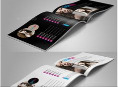 fashion brochure template word psd and indesign format graphic cloud - Fashion Brochure Template