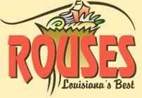 Rouses Supermarket! Louisiana's Best(:  Love my Rouses, Thibodaux, LA