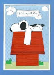 stampin up snoopy - Google Search