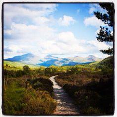 West Highland Way, Tyndrum