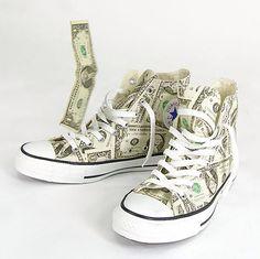 Money Cash Converse All-Stars