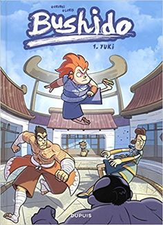 Bushido - tome 1 - Yuki - Gorobeï, Thierry Gloris