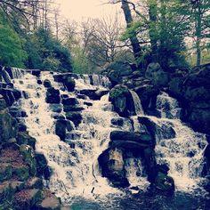 Waterfall at Virginia waters