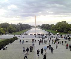 America's National Mall in Washington, D.C. // T+L Editors' Favorite Trips