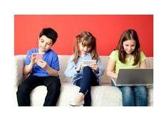 Çocukları bekleyen tehlike! Teknoloji bağımlılığı: Cep telefonu ve Bilgisayar kullanımı - PembeNar