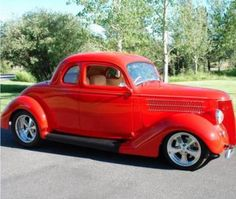 1936 Ford 5-Window Coupe For Sale | OldRide.com