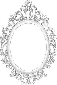 vintage hand mirror dr...