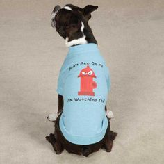Casual Canine Hydrant Dog Tees (Part of our Tough Dog Collection)