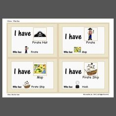 """""""Talk Like a Pirate"""" Day fun activities for the classroom, speech therapy, and OT. End Of School Year, School Fun, School Stuff, Pirate Talk, Shark Mermaid, Math Literacy, Maths, Ship Map, Pirate Theme"""