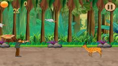 Explore the forest and track down the wild animals! Entertaining adventure music and endless hunting game. Deer Hunting Games, Hunter Games, Game Effect, Shooting Games, Wild Animals, Free Games, Headphones, Track, Archery