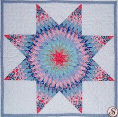 Blazing Star Baby Quilt   Suttles & Seawinds (Nova Scotia, Canada)