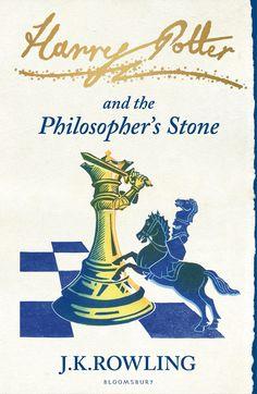 Philosopher's Stone Signature Edition; designed by Clare Melinsky [http://www.claremelinsky.co.uk/portfolio/Harry%2BPotter]