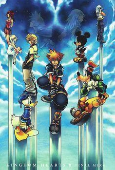 Kingdom Hearts II ❤